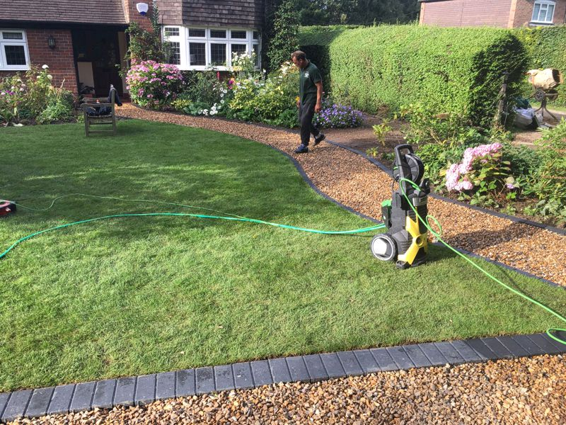 Building and Garden Landscaping Services from Paragon Driveways, Chester