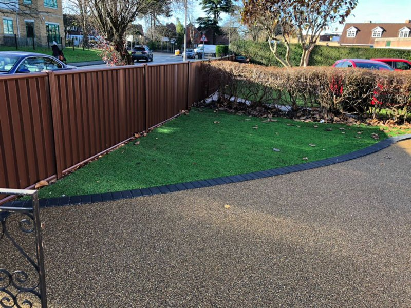 Resin Bond Driveway solution