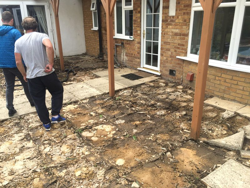 Decorative Paving Restoration
