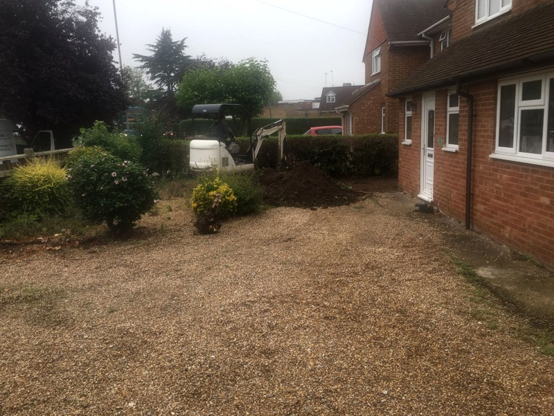 Hard Landscaping and Block Paving