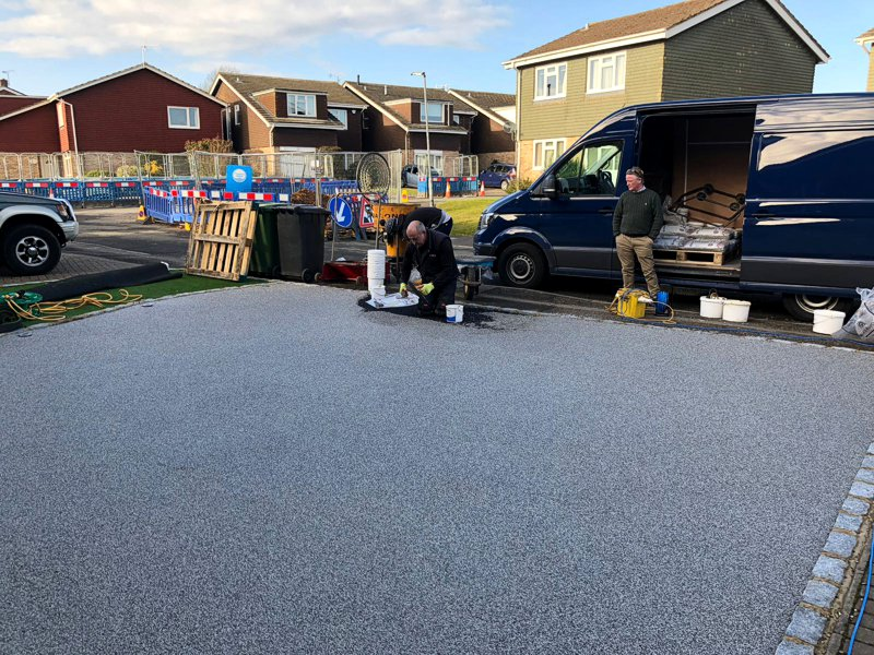 New Driveway, Driveway installation and repairs